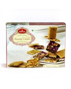 Assorted Chikki Mix Box (400gm)
