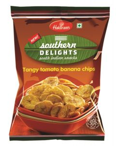 TANGY TOMATO BANANA CHIP 200GM