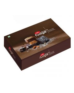 ASSORTED CHOCOLATE FUDGE 400GM