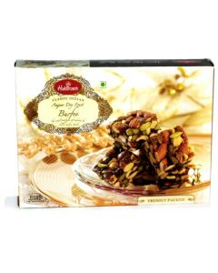 Anjeer Dry Fruit Barfi (400g): Shipped all over India