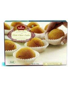 Moti Choor Laddoo (400g): Shipped to Metro cities only