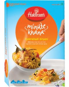 Hyderabadi Biryani (200g) Discontinue - Just Heat to Eat