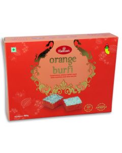 ORANGE BURFI 400G
